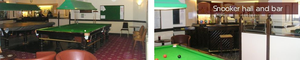 Snooker: Conservative Club Scottish Borders