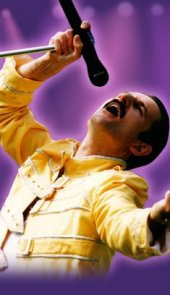 Billy West (as Freddie Mercury) has played in Hawick Con Club